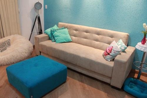 Decoração - Apartamento da Fabi Santina