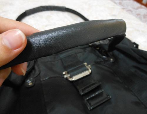 Como recuperar alça de bolsa